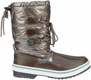 Winter-Grip snowboots Sr Glossed Trotter II taupe