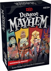 Wizards of the Coast kaartspel Dungeon Mayhem D&D 5.0 (en)