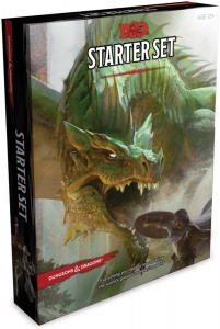 Wizards of the Coast starterbox Dungeons & Dragons 5.0 (en)
