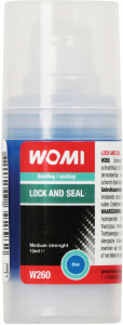 Womi borgmiddel W260 Lock and Sea Blue 15 ml