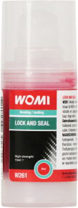 Womi borgmiddel W260 Lock and Sea Red 15 ml