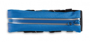 Worldpack Security Belt heuptas blauw 92 x 4,5 cm