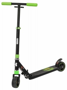 Worx step 5th Avenue Junior Voetrem Zwart/Groen