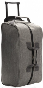 XD Collection trolley basic 40 liter polyester grijs