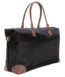 XD Collection weekendtas 30 liter 67 x 37 cm microvezel zwart