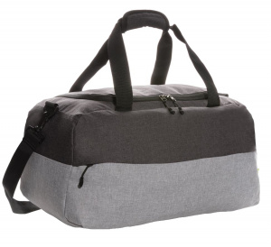XD Collection weekendtas Rfid 30 liter 24 x 48 cm rPET grijs