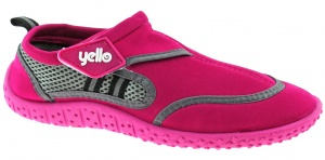 Yello waterschoenen Aqua Berry dames roze