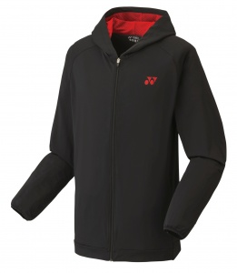 Yonex trainingsjack Warm-Up unisex zwart