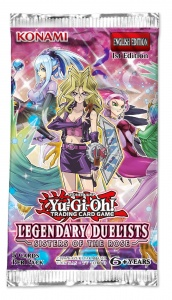 Yu-Gi-Oh! Legendary Duelists Sisters of the Rose boosterpack (en)