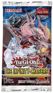 Yu-Gi-Oh! The Infinity Chasers boosterpack (en) 5 kaarten