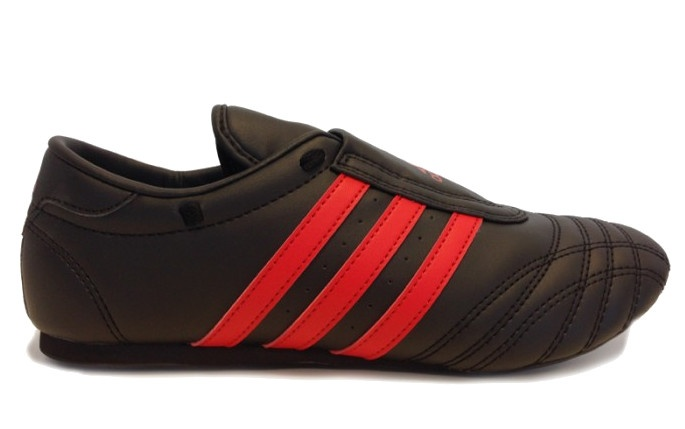 adidas taekwondo shoes ADI-SM II black / red - TWM Tom ...