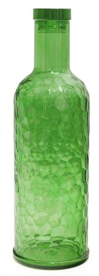 fles Provence 1 liter 28,7 cm acryl groen