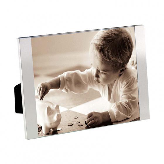 fotolijst Padova 15 x 20 cm aluminium zilver