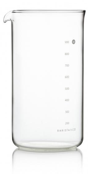 reserverglas cafetière 900 ml glas transparant