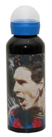 drinkfles Messi RVS 580 ml zwart