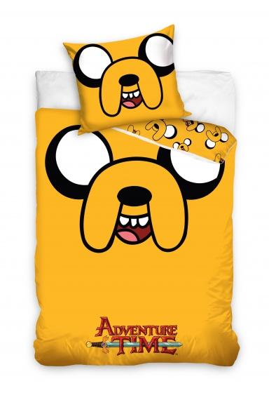 Dekbedovertrek Adventure Time - Jake 160 x 200 cm