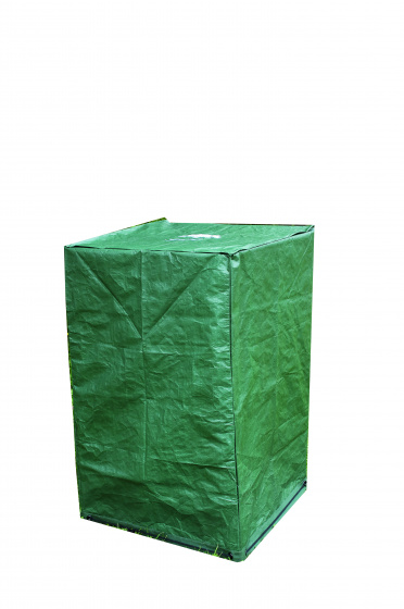 dezeil tuinstoel 68 x 66 x 110 cm groen