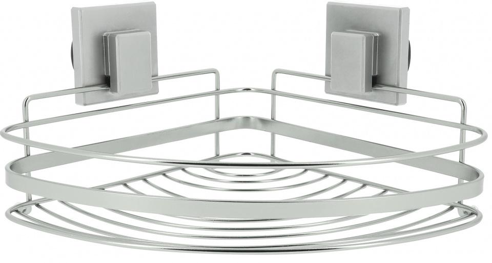 douche- en badrekje Bestlock 28 cm RVS chroom