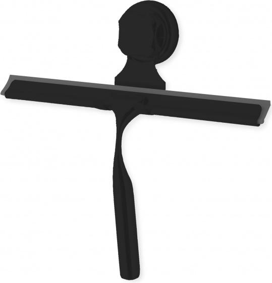 douchewisser Bestlock 25,4 cm polyurethaan zwart
