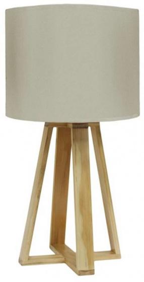 tafellamp 40W 48 cm beige