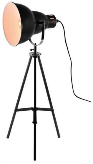 tafellamp Spot 26 x 65 cm staal zwart
