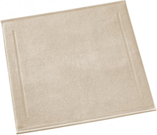 badmat Contessa 60 x 60 cm katoen beige