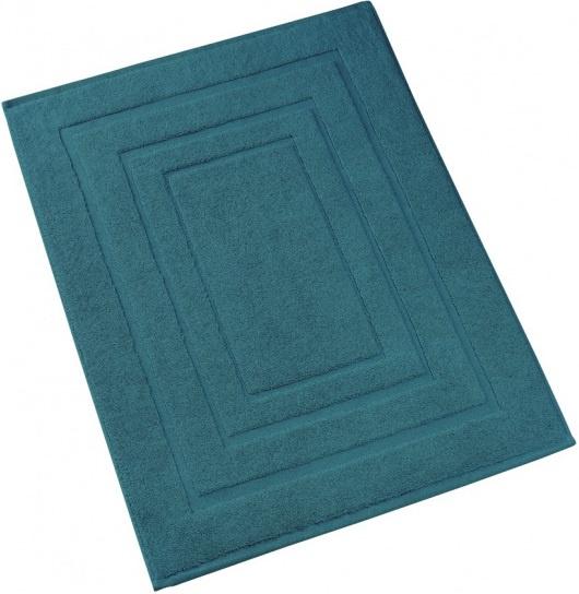 badmat Pacifique 100 x 60 katoen turquoise