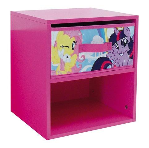 My Little Pony Nachtkast meisjes roze 33 x 30 x 36 cm