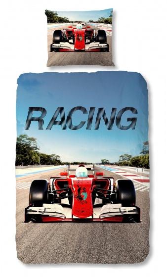 dekbedovertrek Racing 135 x 200 cm