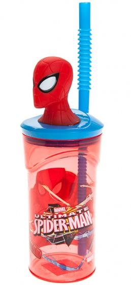 drinkbeker Spider-Man rood 360 ml