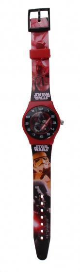 horloge Star Wars rood
