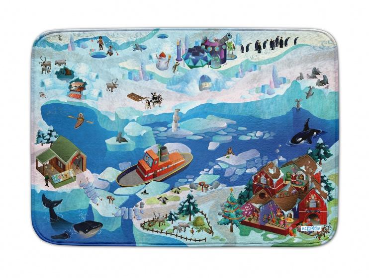 Speelkleed Artic us Connect 100 x 150 cm