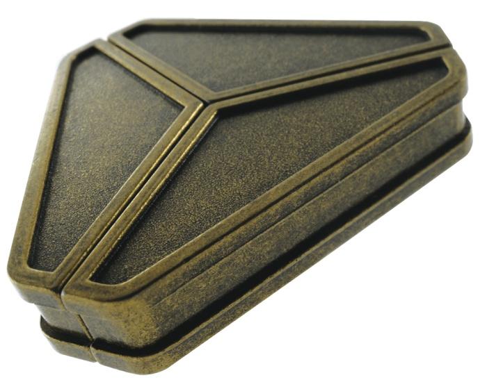 breinbreker Cast Delta brons
