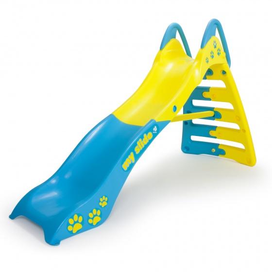 glijbaan My First Slide blauw/geel 200 cm
