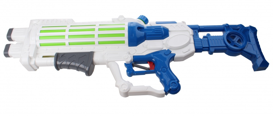 waterpistool Space 75 cm wit
