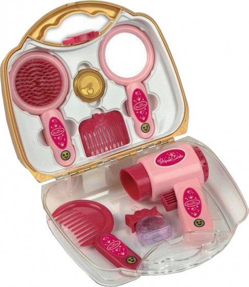 Princess Coralie speelset f√?hn roze/goud
