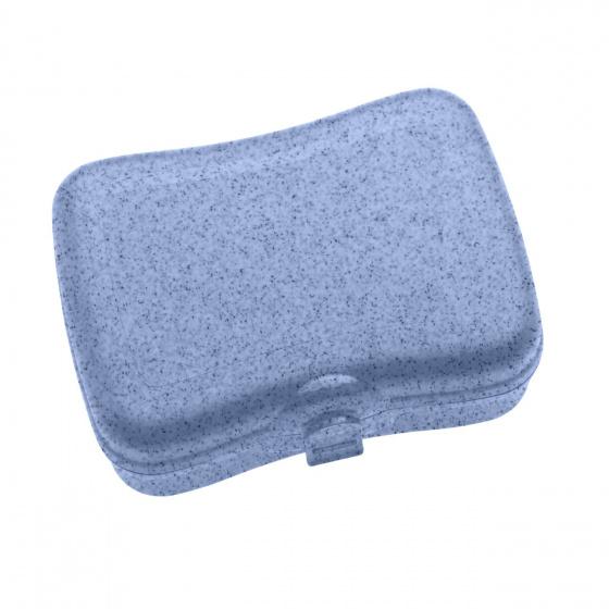 lunchbox Basic 6,6 x 12,2 x 16,8 cm blauw