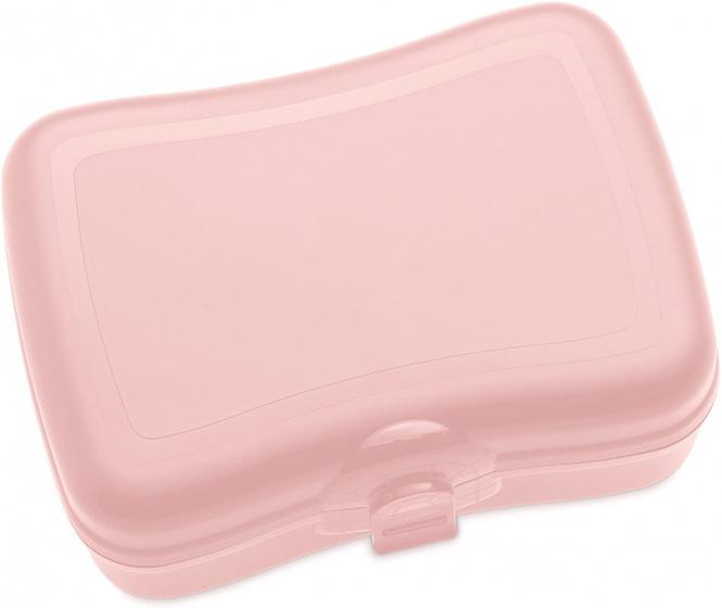 lunchbox Basic 6,6 x 12,2 x 16,8 cm zalmroze