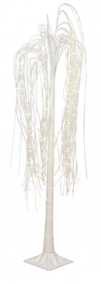 kunstboom wilgentak Classic led IP44 150 cm wit