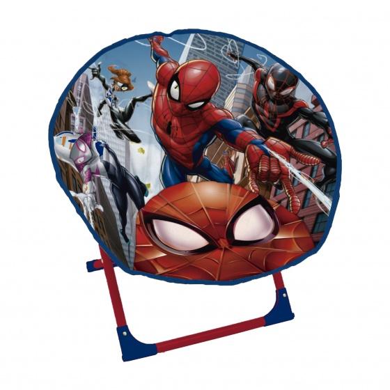 campingstoel Spider-Man junior 50 cm