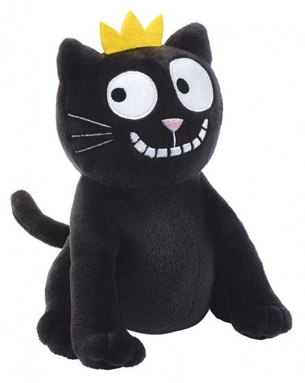 Ed, the cat deurstopper