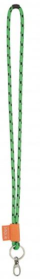 sleutelhanger nekkoord 46 cm groen