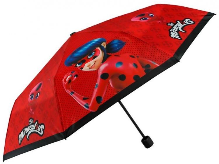 kinderparaplu Ladybug 91 cm rood