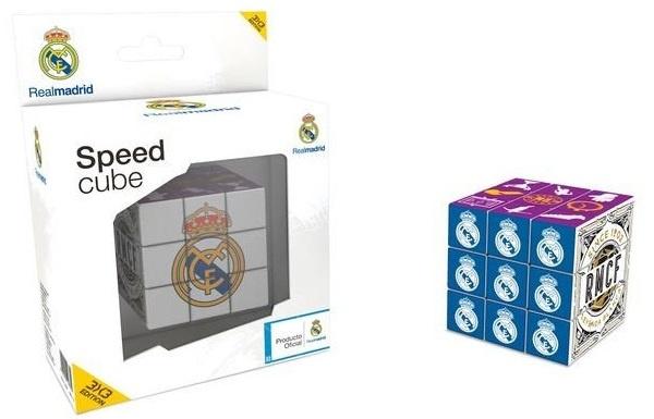 rubiks puzzel Real Madrid 5,5 cm