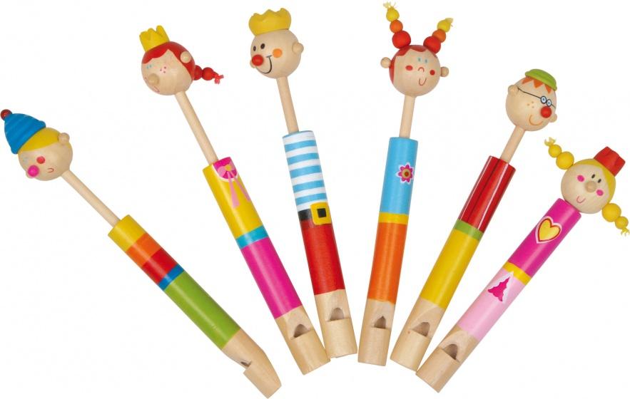 Fluit Koningen Set Van 6 Stuks