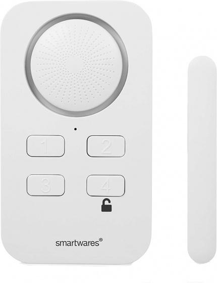 deur- en raamalarm met pincode SMA-40252 10,2 cm