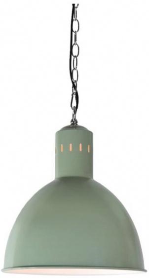 lampenkap hangend groen staal