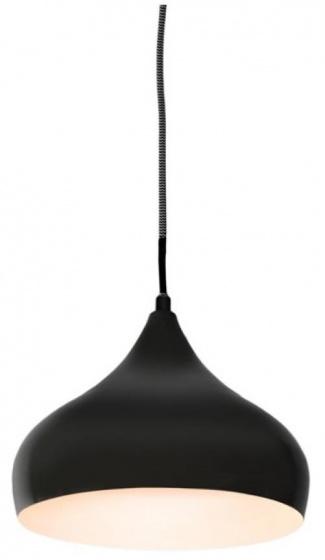 lampenkap hangend E27 staal donkergrijs