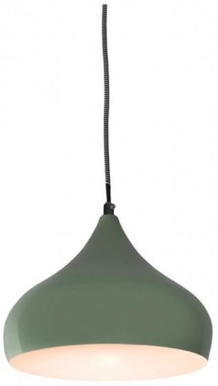 lampenkap hangend staal groen