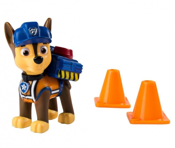 speelset Paw Patrol Construction Chase 7 cm